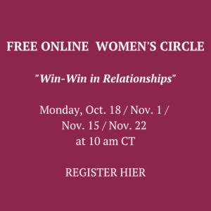 Klana's Women's Circle online